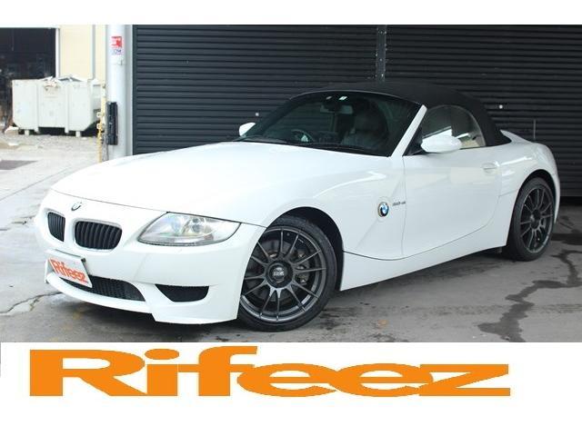 BMW ロードスター3.0si OZ18インチアルミ 黒革シート