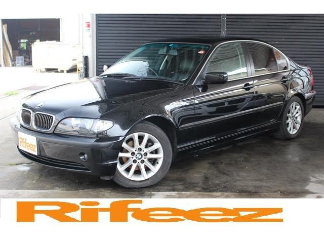 BMW 3シリーズ 320i 黒革シート サンルーフ ETC