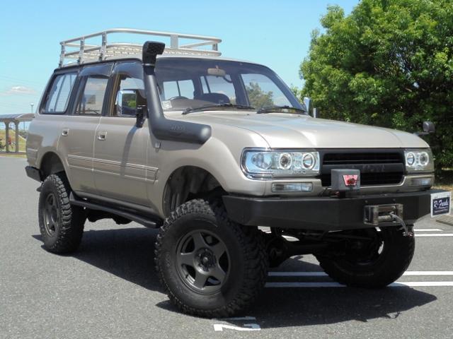 トヨタ VX-LTD リフトアップ 1ナンバー