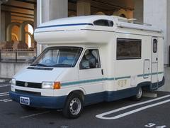 VW ヴァナゴンキャンピング