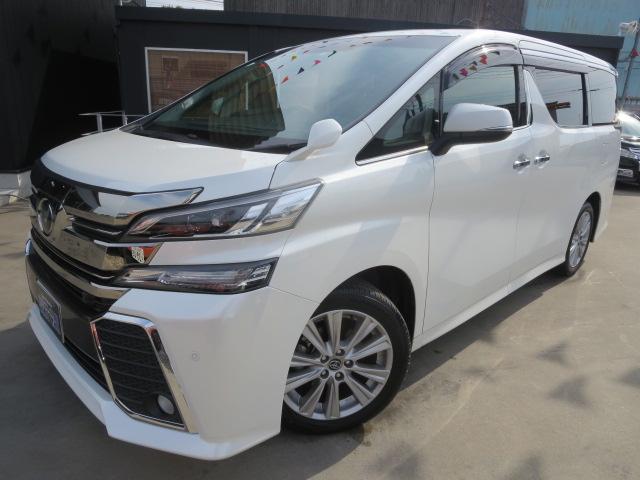 トヨタ 2.5Z プリクラッシュ デカナビTV 天井モニター 8人乗
