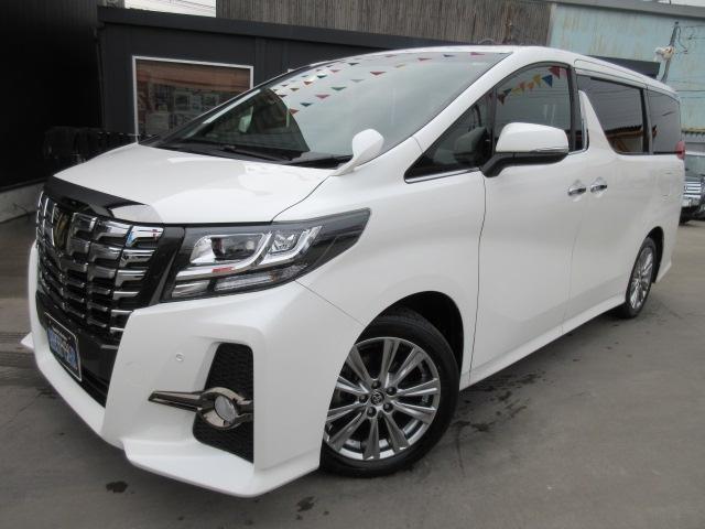 トヨタ 2.5S Aパッケージタイプブラック デカナビTV 黒半革