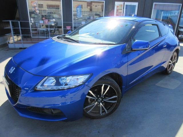 ホンダ αドレストレーベルIII 6速MT 特別仕様車 特別色ブルー