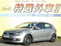 VW ゴルフTSIハイライン SDナビ フルTV Bカメ 軽減ブレーキ