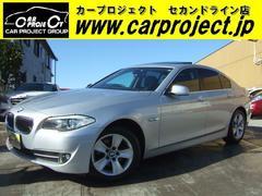 BMW528i 1年保証 ワンオーナー 本革 サンルーフ HID