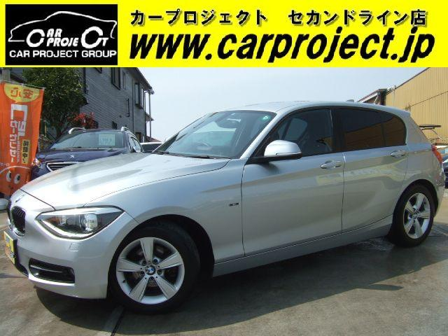 BMW 116i スポーツ 1年保証 アイドリングストップ HID