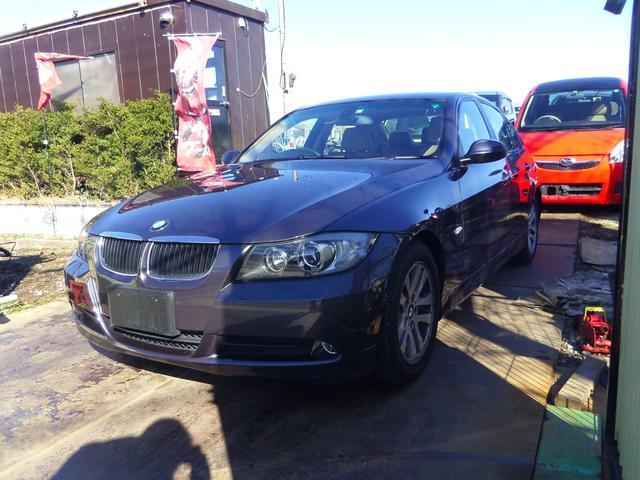 BMW 3シリーズ 320i ハイラインパッケージ 車検整備付 EC PS PW AB ETC キーレス