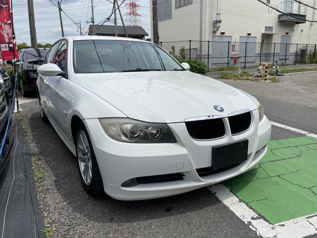 BMW 3シリーズ  EC PS PW AB SAB ABS 電動格納ミラー HID パワーシート キーレス CD バックカメラ