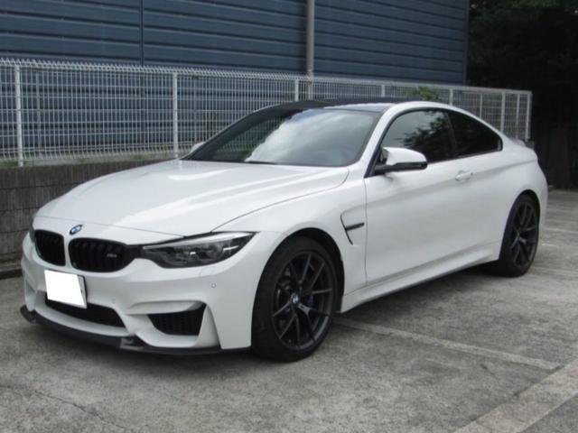 BMW M4 CS M社ストリートチューン限定車