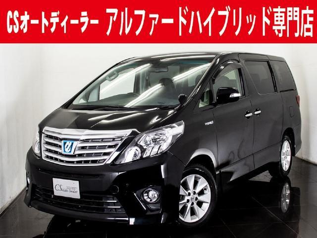 トヨタ SR 黒本革 両自 プレミアムSS エアロバンパー HDD