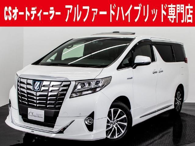 トヨタ エグゼクティブラウンジ 黒革 モデリスタ JBL サンルーフ