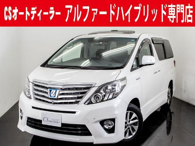 トヨタ SR C-PKG サンルーフ プレミアムS 黒本革EXシート