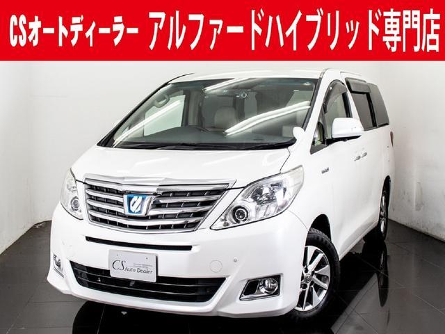 トヨタ G 両側自動ドア 後席モニター HDDナビ 地デジ 4WD