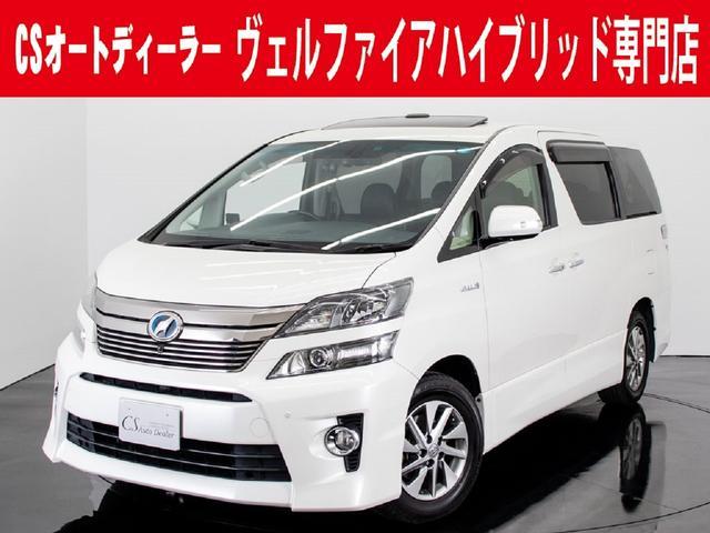 トヨタ ZR-G サンルーフ 黒本革 エグゼクティブ プレミアムSS