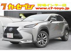 NXNX300h Fスポーツ 1オナ 純正ナビ 地デジTV