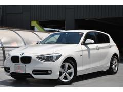 BMW116i スポーツ 純正HDDナビ HIDライト