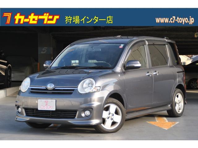 トヨタ X Sエディション ワンオーナー 禁煙車 純正ナビ