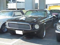 フォード マスタング本革 AW