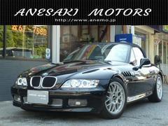 BMW Z3ロードスター左ハンドル 5速MT BBS オープンカー 革シート