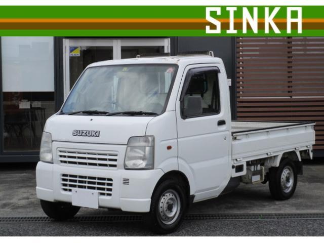 スズキ KC 4WD 5速MT パワステ エアコン 車/検/R3/8