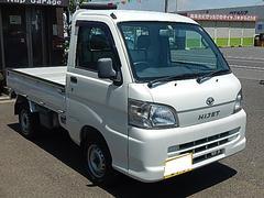 ハイゼットトラックエアコン・パワステ スペシャル 5速MT レベライザー