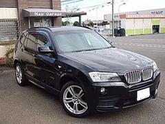 BMW X3xDrive 28i Mスポーツパッケージ 純正ナビTV