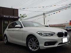 BMW118i i−ドライブ純正ナビ クリアランスS クルーズCL