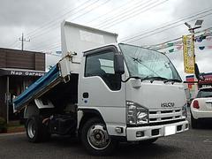 エルフトラック2t強化ダンプ