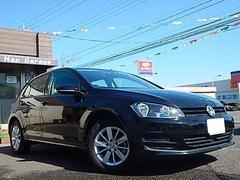 VW ゴルフTSIトレンドライン プリクラッシュブレーキS 新車保証付き