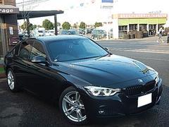 BMW318i Mスポーツ 新車保証付 HDD 1オーナー 禁煙車