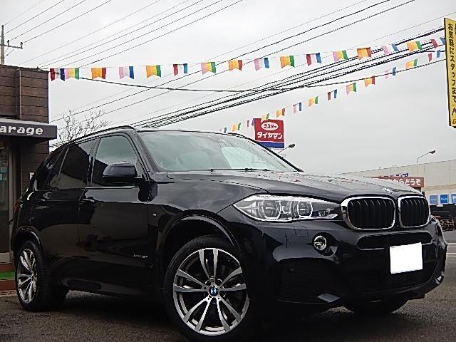 BMW xDrive 35d Mスポーツ 禁煙車 新保付 サンルーフ