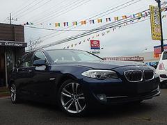 BMW523iツーリング 禁煙車 8速AT レザーS&ヒーター
