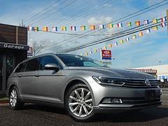 VW パサートヴァリアントTSIコンフォートライン 7速AT 禁煙車 レーンアシスト