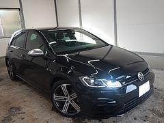 VW ゴルフR禁煙車 新保付 DiscoverPro 310馬力 後期
