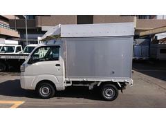 ハイゼットトラックスタンダード B型BODY搭載・風防付き・天井FRPトップ