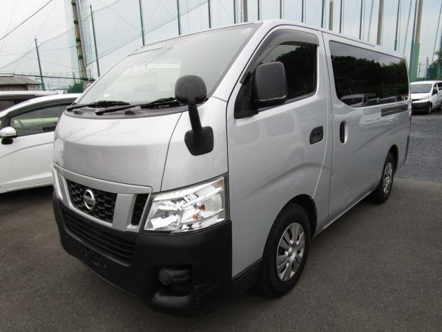 日産 ロングDX  6人乗  ETC キーレス