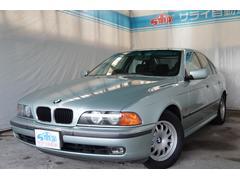 BMW525i ワンオーナー 記録簿充実 ファンベルト交換済