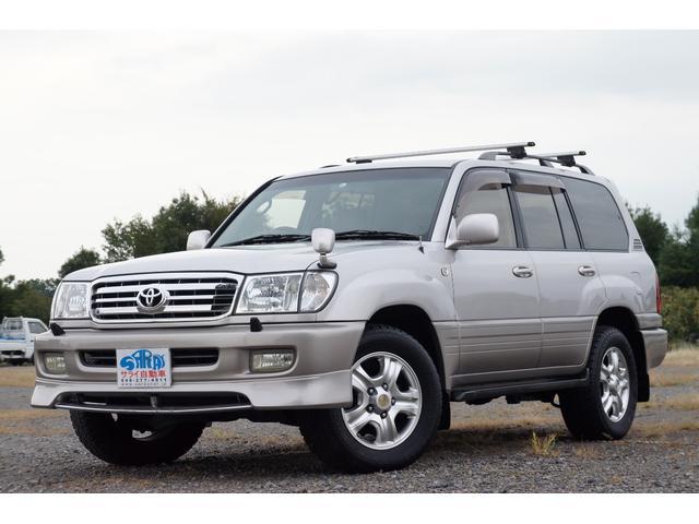 トヨタ ランドクルーザー100 VX-LTD Gセレクション 4WD 1ナンバー登録可