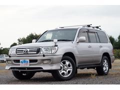 ランドクルーザー100VX−LTD Gセレクション 4WD 1ナンバー ナビTV