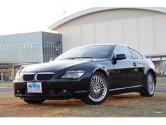 BMW630iクーペ クルコン 禁煙 コーナーセンサ ETC AW
