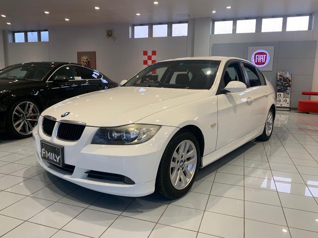 BMW 3シリーズ 320i 当社下取中古車 ナビ・TV・ETC付き