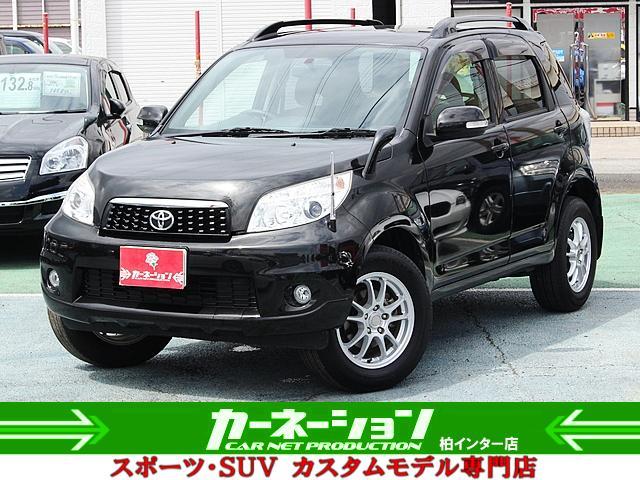 トヨタ X 4WD 5MT 純正ナビ 社外16AW デフロック付