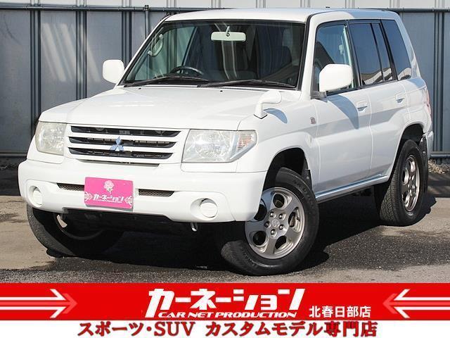 三菱 ZR 4WD 5MT 純正16AW パートタイム