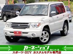 パジェロイオアクティブフィールドエディション1.8 4WD 純16AW