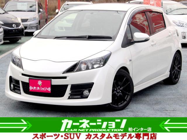 トヨタ RS G's スマートパッケージ 専用17AW/フルエアロ