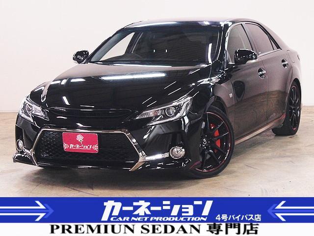 トヨタ 350S G's アルカンターラ LED