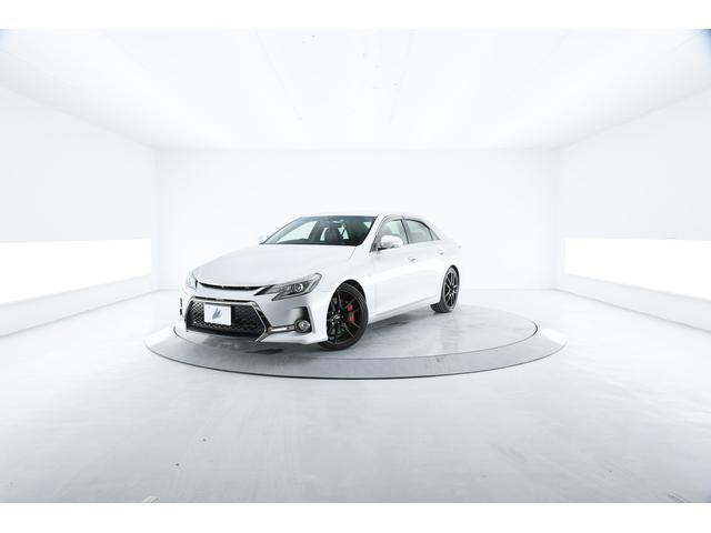 トヨタ 250G Sパッケージ G's 特別仕様車 柿本マフラー 専用半革シート