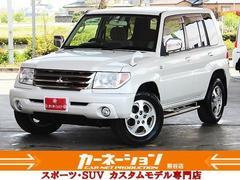 パジェロイオアクティブフィールドエディション1.8 4WD ナビ TV