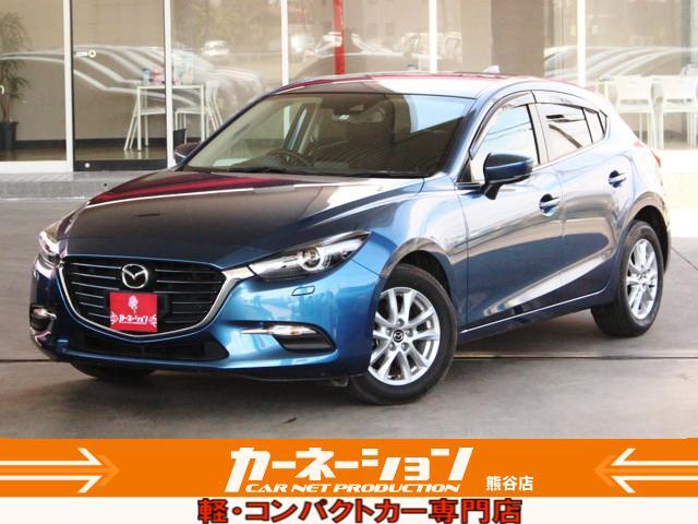 マツダ 15S 4WD 禁煙車 純正SDナビ TV スマートブレーキ