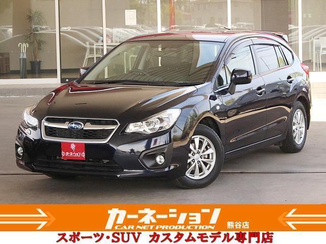 スバル 1.6i-L 4WD 黒革 1オナ HID